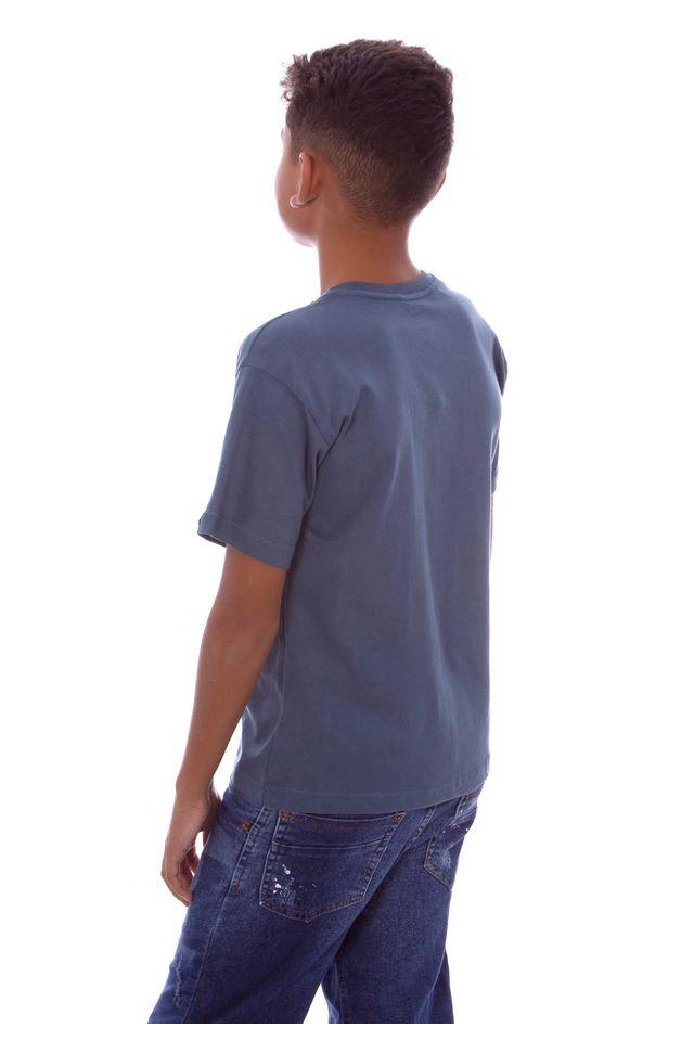Camiseta-HD-Juvenil-Estampada-Mermaid-Azul