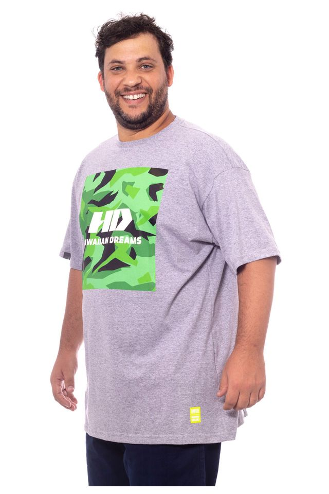 Camiseta-HD-Plus-Size-Estampada-Camuflada-Cinza-Mescla