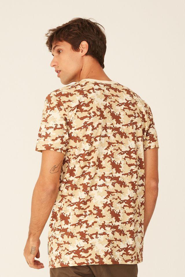 Camiseta-Starter-Especial-Camuflada-Bege
