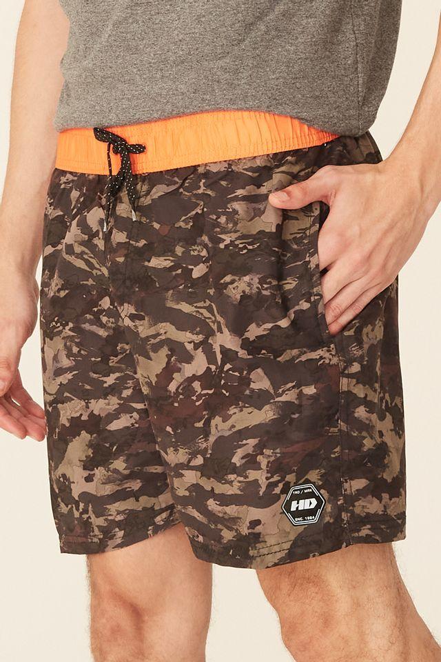 Shorts-HD-Volley-Camuflado-Marrom