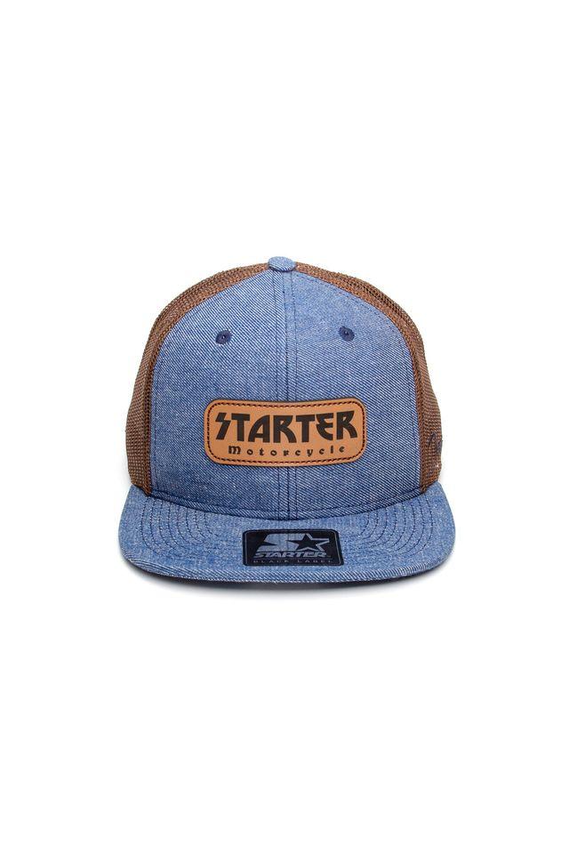 Bone-Starter-Aba-Reta-Snapback-Trucker-Azul