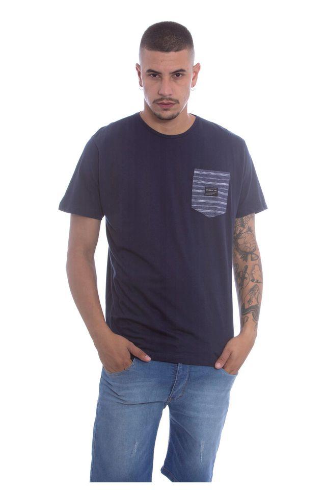 Camiseta-Oneill-Especial-Living-Pocket-Listra-Azul