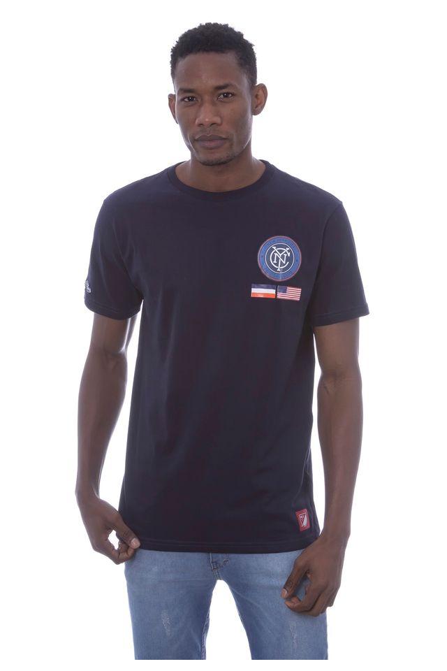 Camiseta-Mitchell---Ness-Major-League-Soccer-Corner-New-York-City-Azul-Marinho