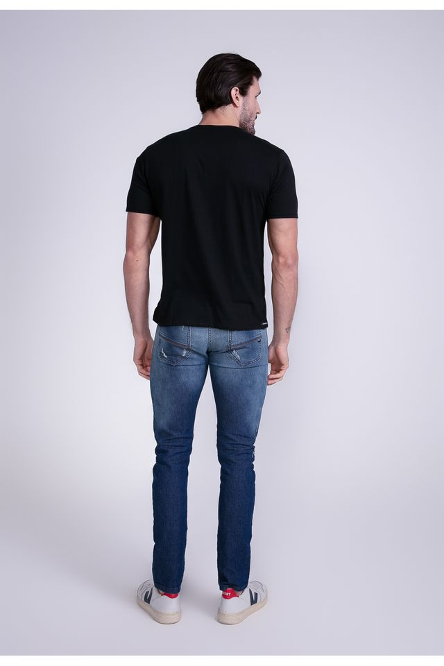 Camiseta-Oneill-Especial-Pocket-Zap-Preta