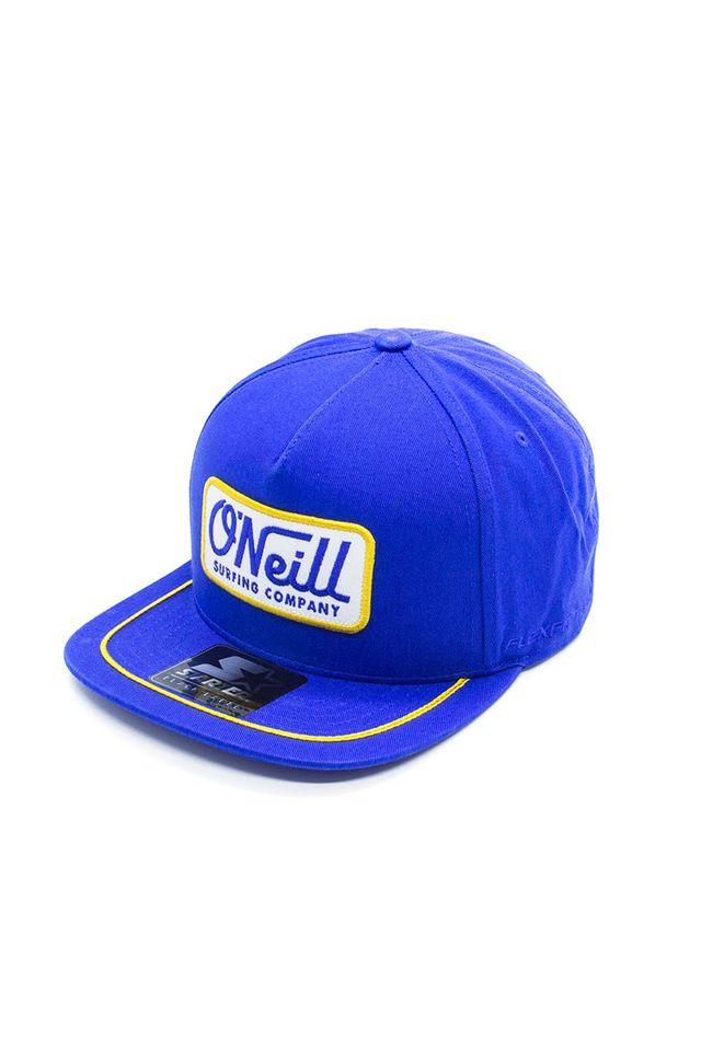Bone-Oneill-Aba-Reta-Snapback-Classic-Azul