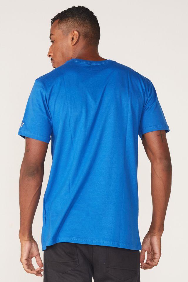 Camiseta-Starter-Estampada-Azul