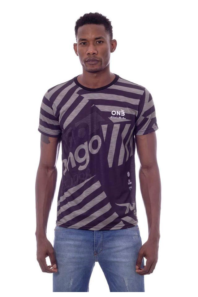 Camiseta-Onbongo-Especial-Estampada-Preta