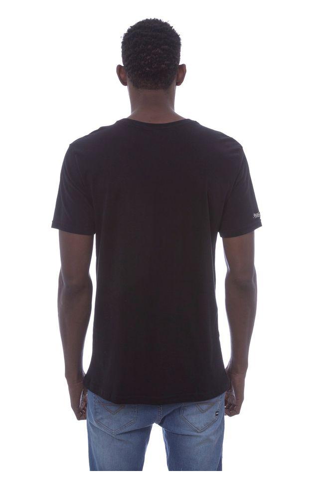 Camiseta-Mitchell---Ness-Estampada-NBA-Champion-Golden-State-Warriors-Preta