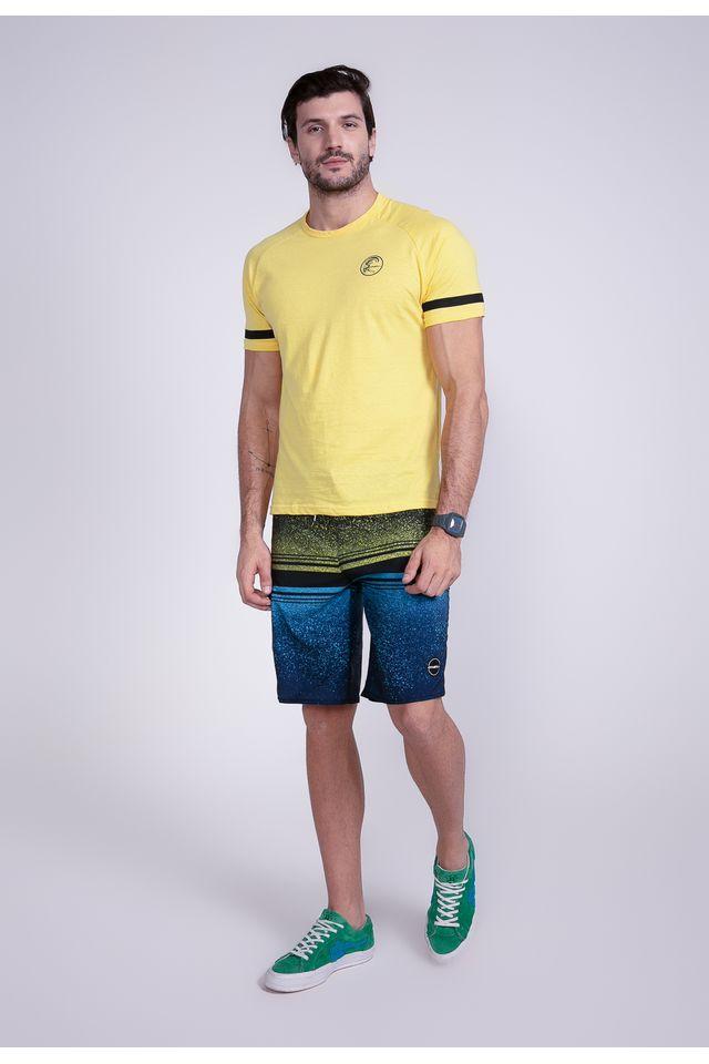 Camiseta-Oneill-Especial-Original-Amarela