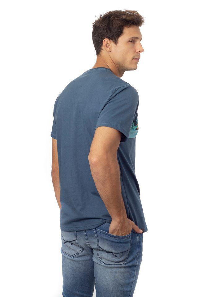 Camiseta-HD-Especial-Woodland-Azul-Marinho