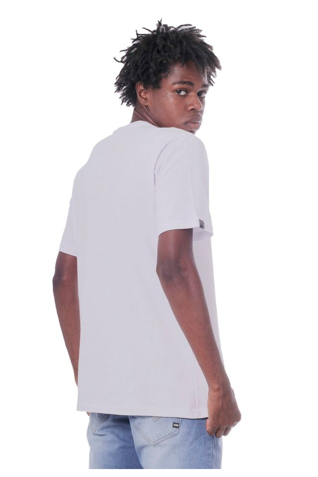 Camiseta-HD-Estampada-Spike-Flora-Branca