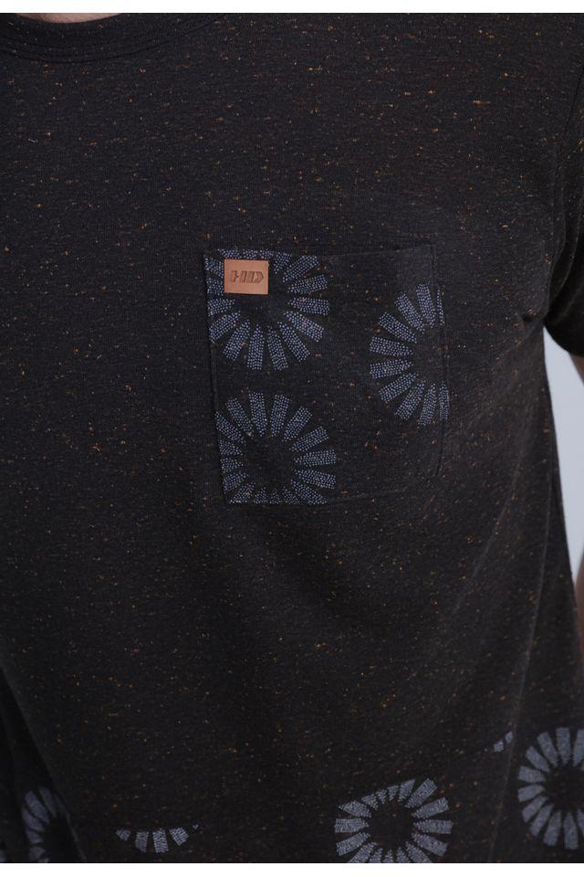 Camiseta-HD-Especial-Alongada-Dots-Preta