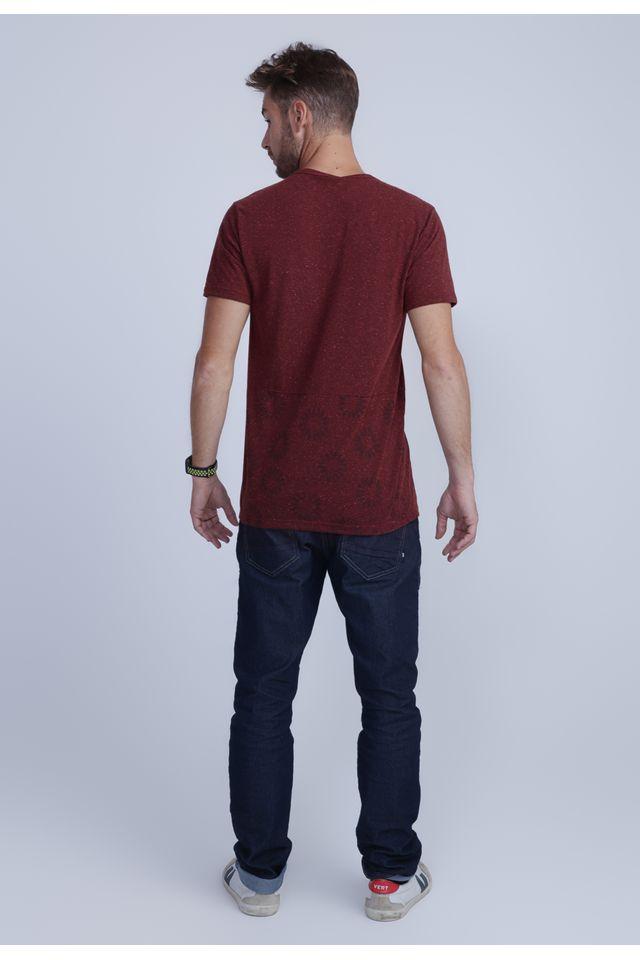 Camiseta-HD-Especial-Alongada-Dots-Vinho