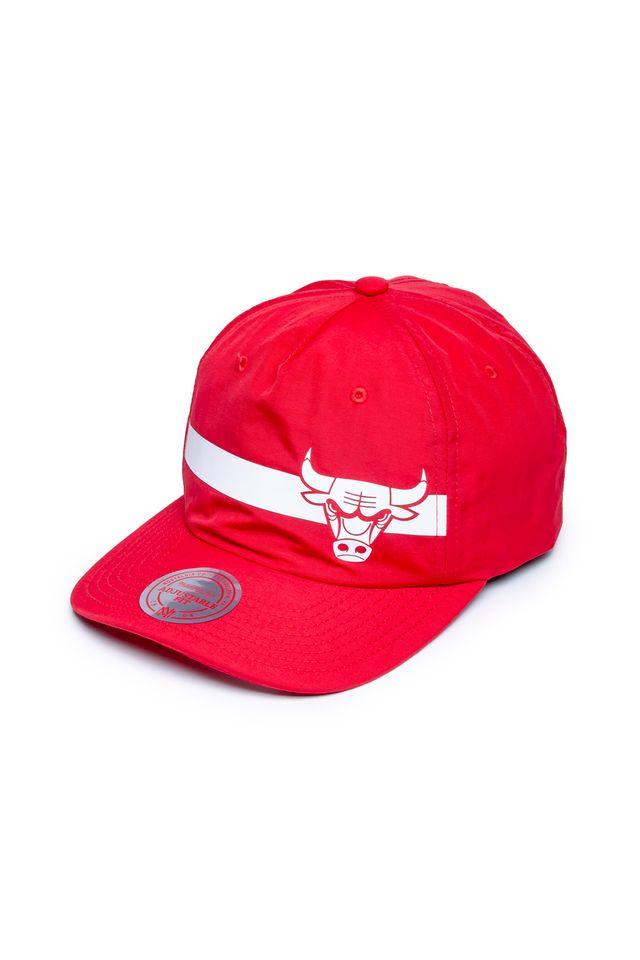 Bone-Mitchell---Ness-NBA-Aba-Curva-Snapback-Chicago-Bulls-Vermelho