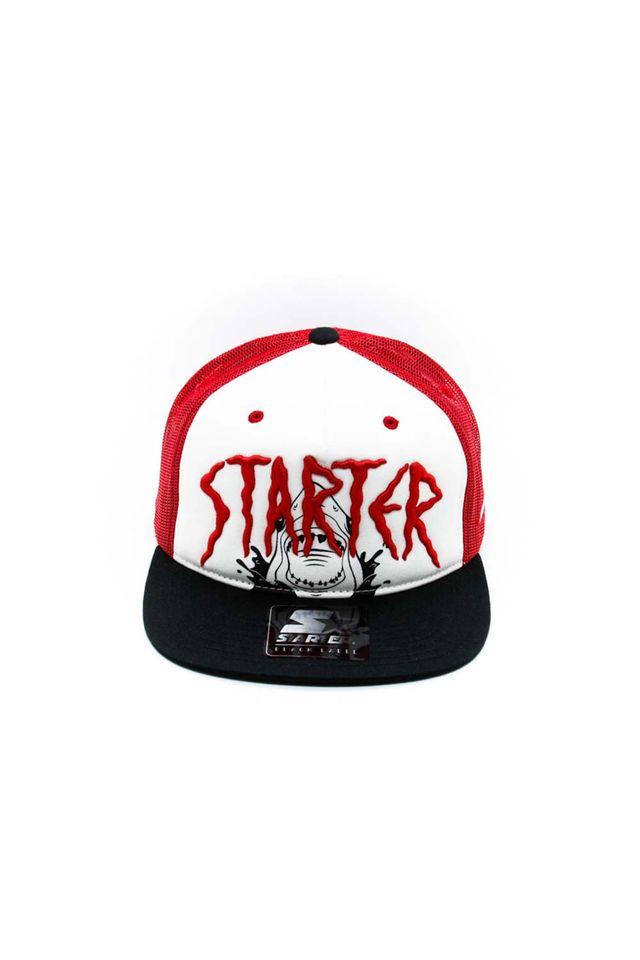 Bone-Starter-Aba-Reta-Snapback-Trucker-Shark-Attack-Colorido