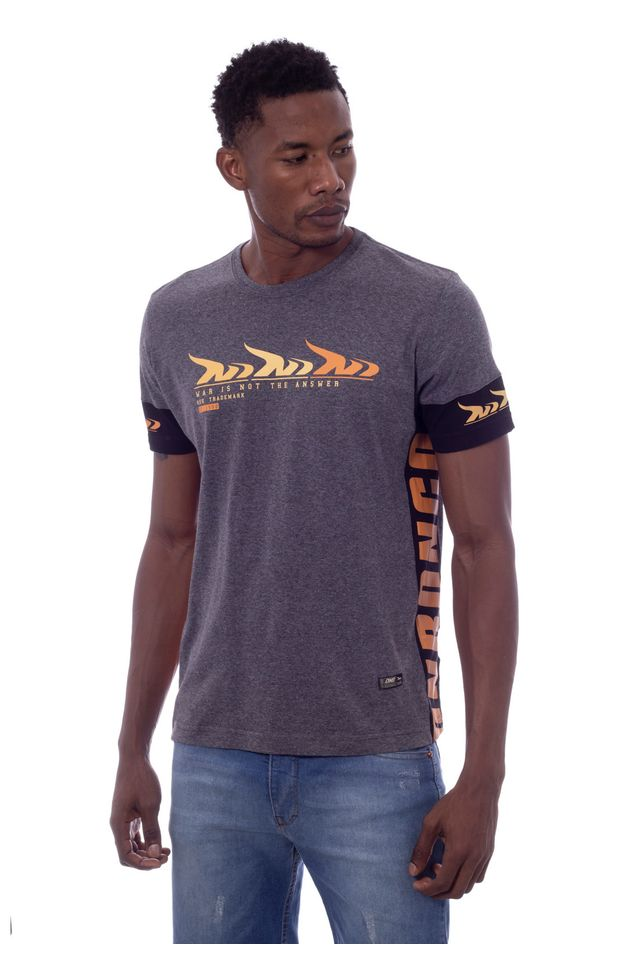 Camiseta-Onbongo-Estampada-Especial-Cinza-com-Amarela