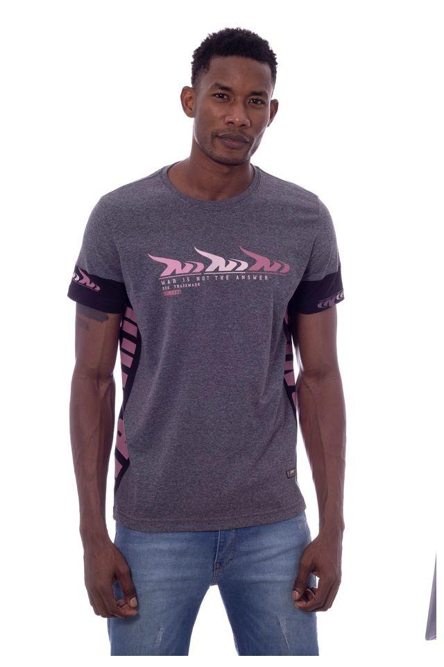 Camiseta-Onbongo-Estampada-Especial-Cinza-com-Rosa