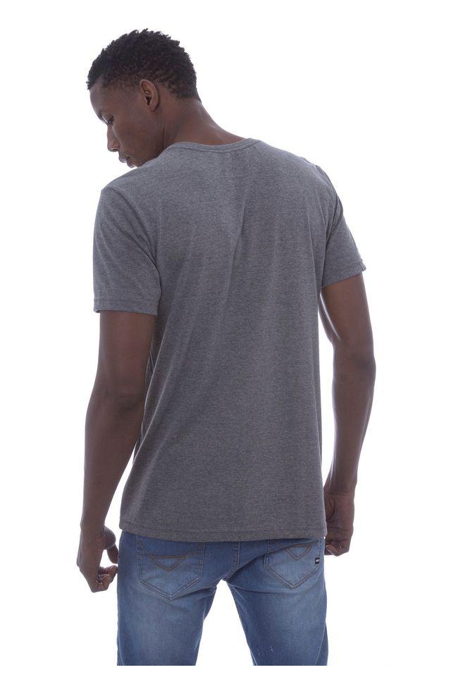 Camiseta-Mitchell---Ness-Estampada-Cleveland-Cavaliers-Cinza