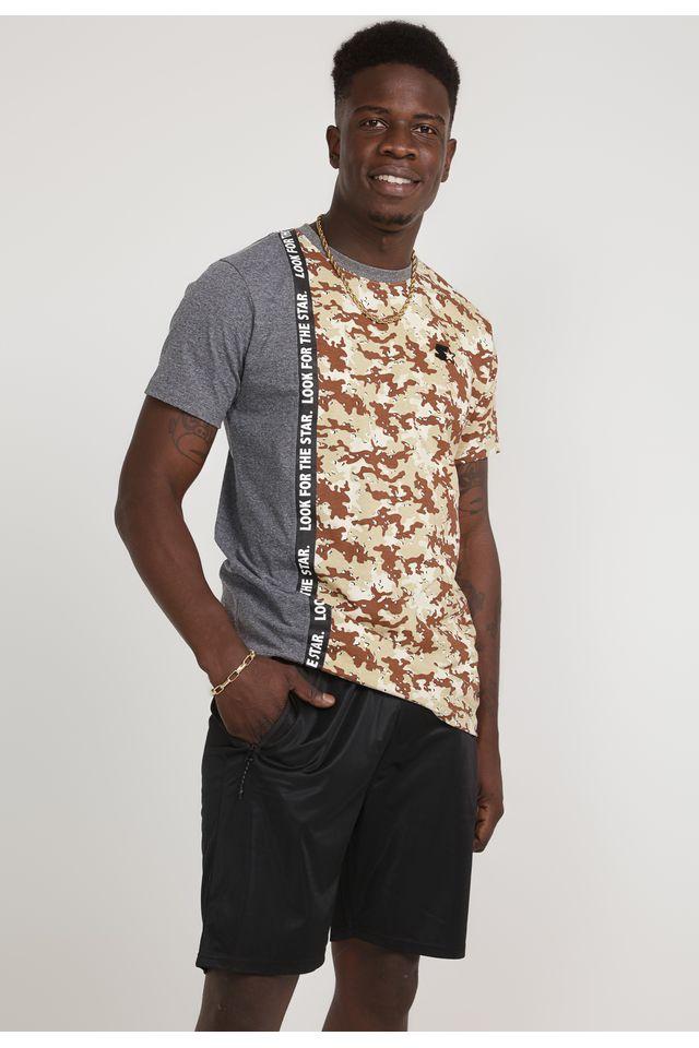 Camiseta-Starter-Especial-Desert-Camuflada-Marrom
