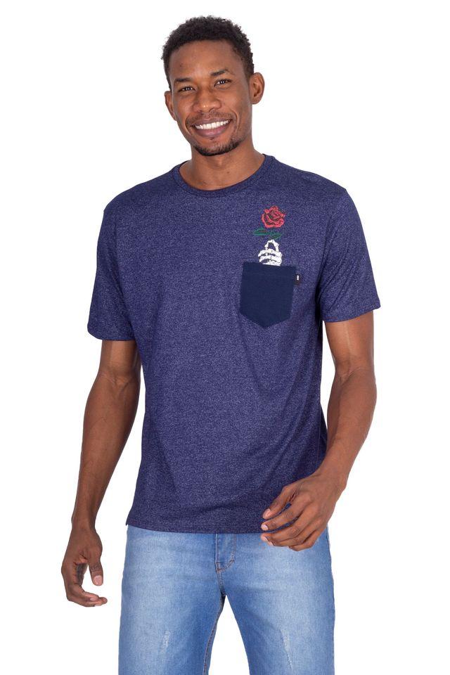 Camiseta-HD-Especial-Pocket-Rose-Azul