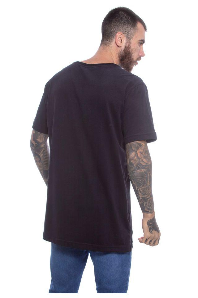 Camiseta-Starter-Estampada-The-Bronx-Preta