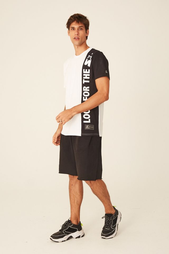 Camiseta-Starter-Especial-Look-For-The-Star-Branca