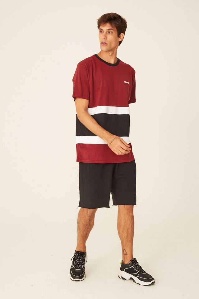 Camiseta-Starter-Especial-Black-Label-Vinho