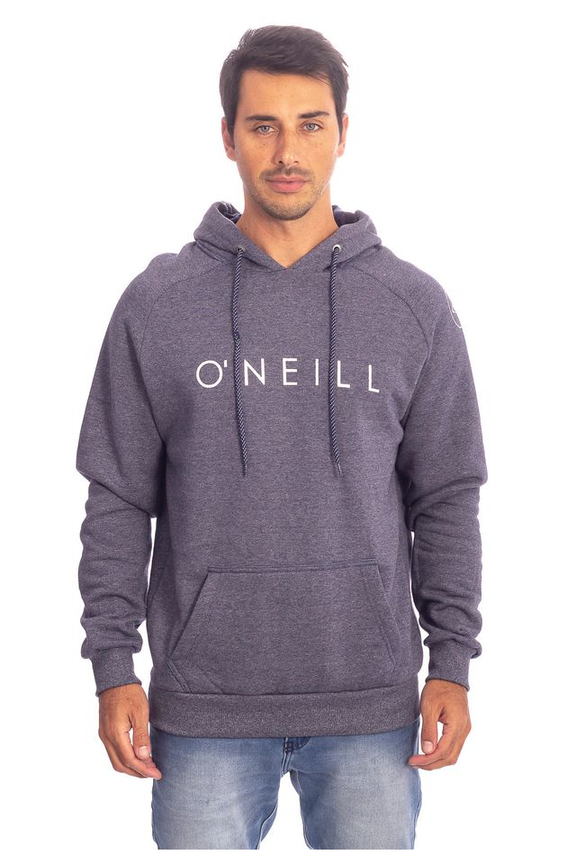 Moletom-Oneill-Fechado-Com-Capuz-Rider-Azul-Mescla