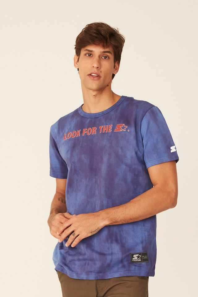 Camiseta-Starter-Especial-Estampada-Azul