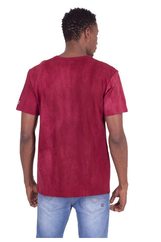 Camiseta-Starter-Especial-Estampada-Vinho