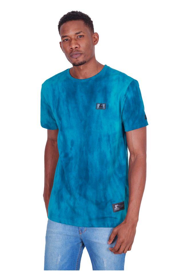Camiseta-Starter-Especial-Tie-Dye-Black-Label-Verde