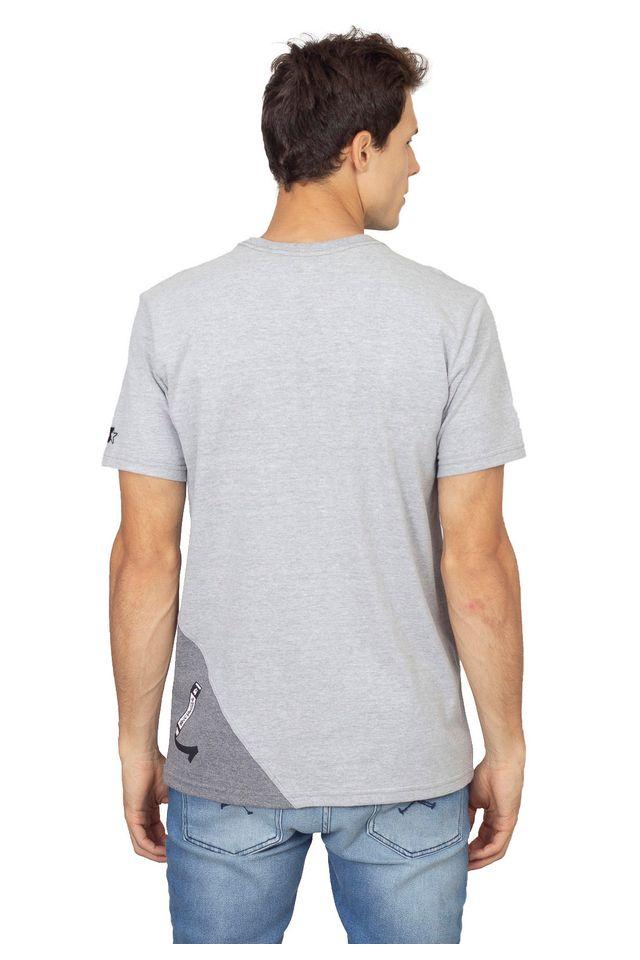 Camiseta-Starter-Especial-Estampada-Cinza-Mescla