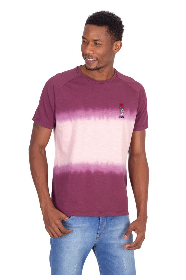 Camiseta-HD-Especial-Basic-Vinho