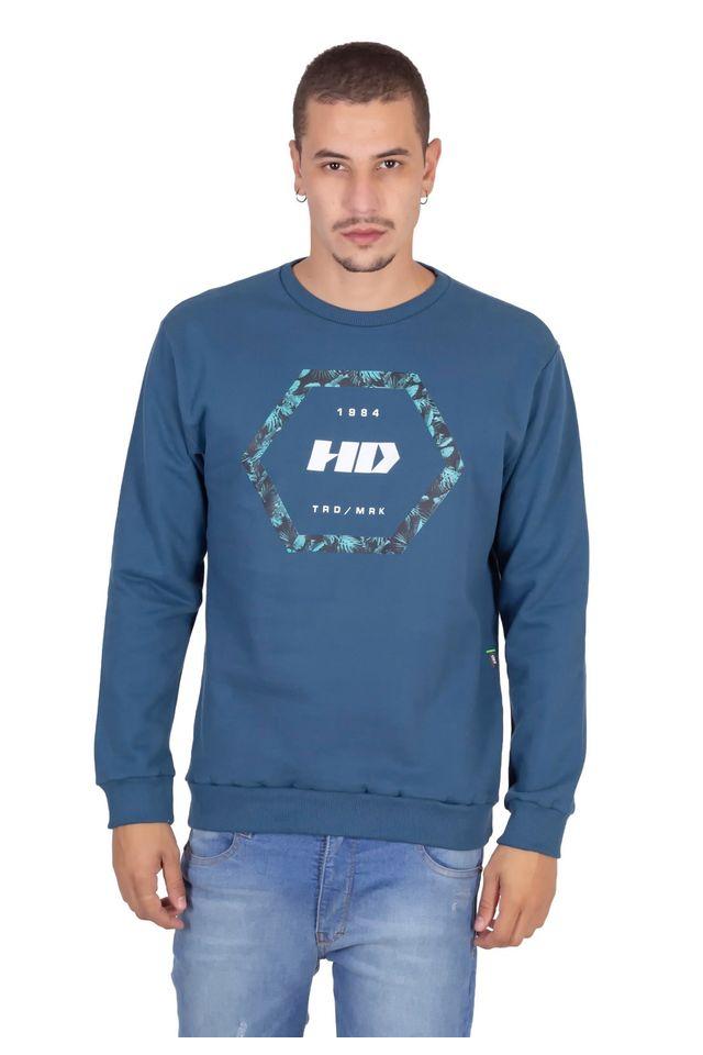 Moletom-HD-Fechado-Gola-Careca-Azul