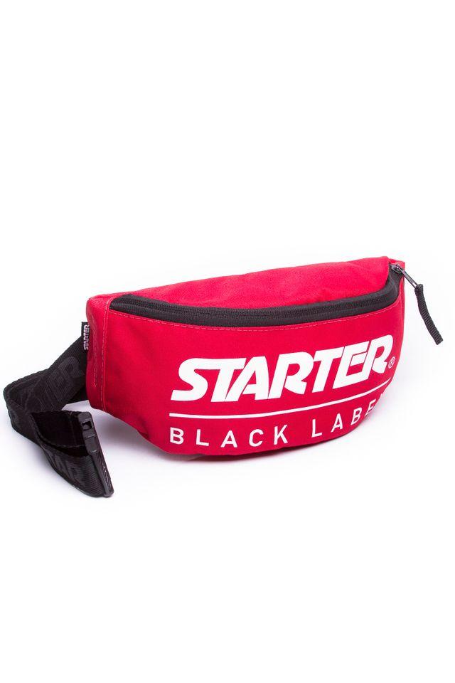 Pochete-Starter-Black-Label-Vemelha