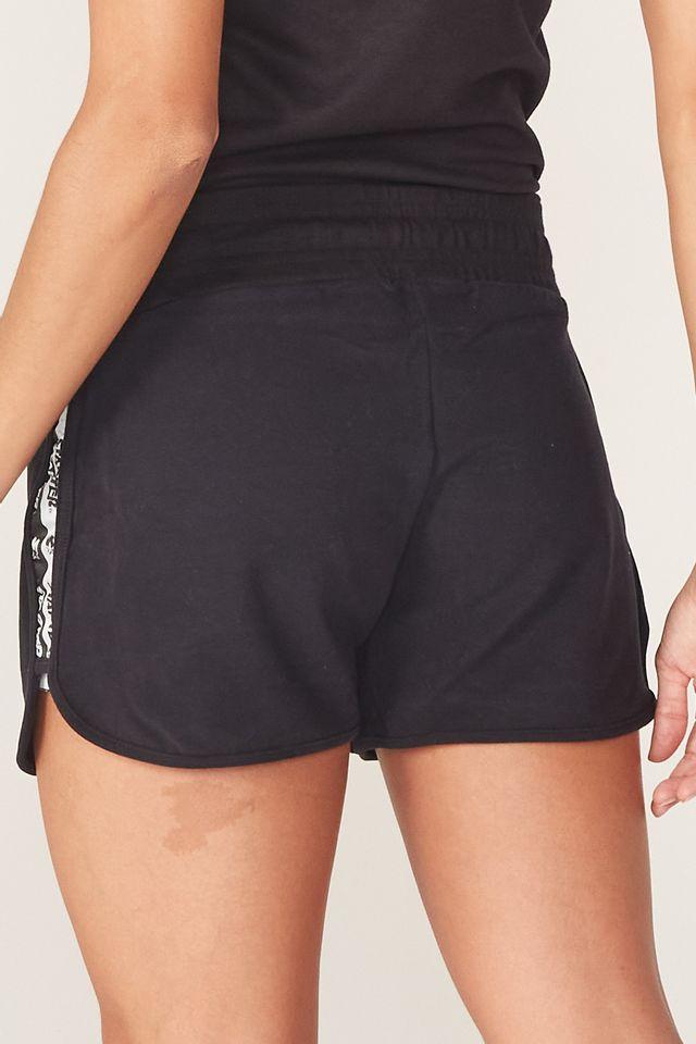 Shorts-Starter-Feminino-Gym-Amarracao-Preto