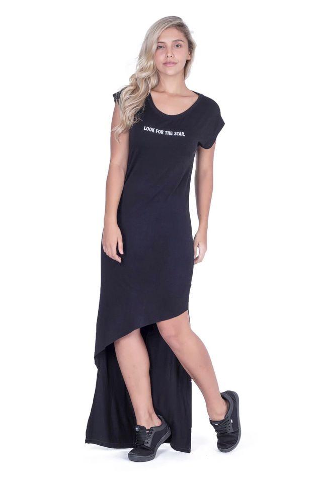 Vestido-Starter-Mullet-Longo-Preto