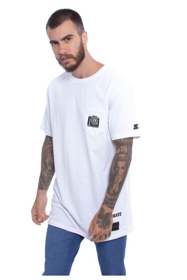 Camiseta-Starter-Estampada-Collab-Cemporcento-Skate-Branca
