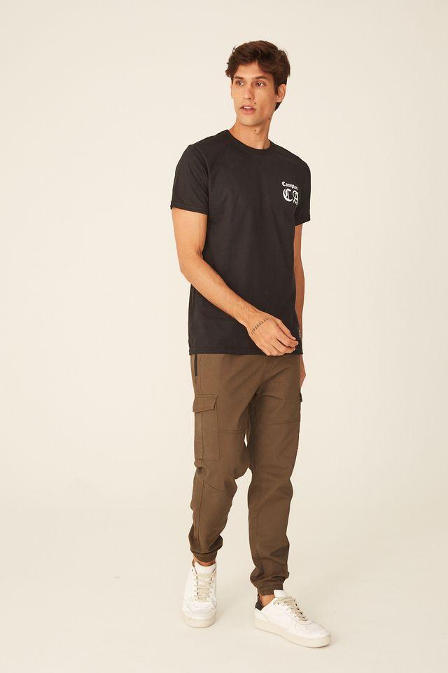 Camiseta-Starter-Estampada-Compton-Real-Hip-Hop-Preta
