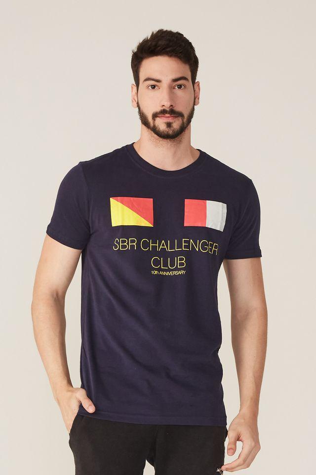 Camiseta-Starter-Estampada-Challenger-Club-Flag-Collab-Sneakersbr-Azul-Marinho