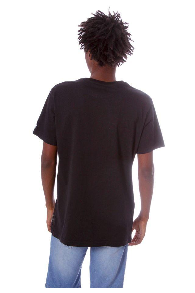 Camiseta-Starter-Estampada-Born-in-The-Bronx-Preta