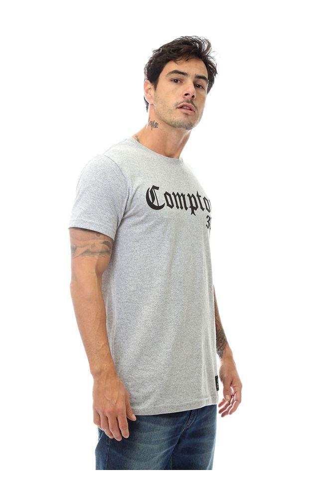 Camiseta-Starter-Estampada-Compton-310-Cinza-Mescla