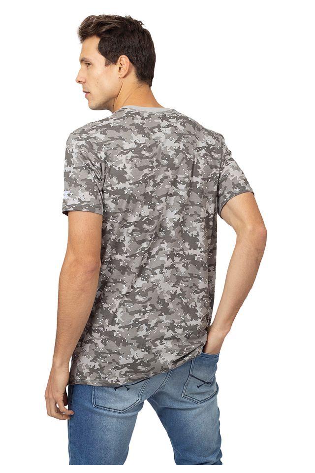Camiseta-Starter-Especial-Flower-Camuflada-Azul
