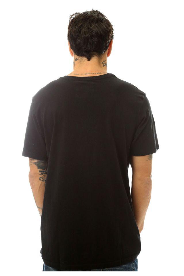 Camiseta-Starter-Estampada-Collab-Snoopy-Charlie-Brown-Preta