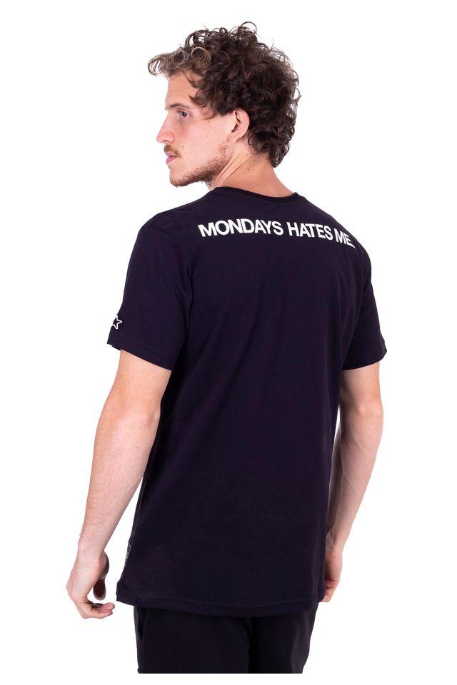 Camiseta-Starter-Estampada-Collab-I-Hate-Flash-Preta