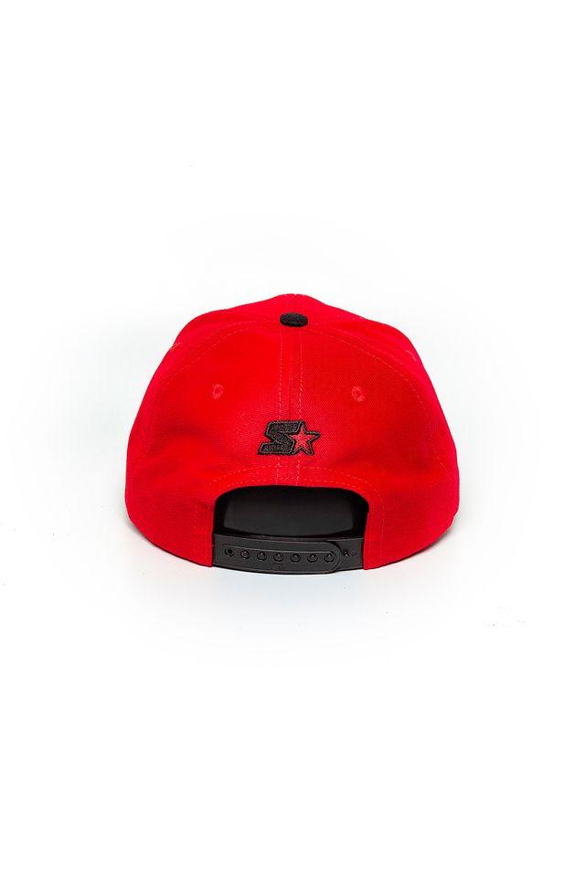 Bone-Starter-Aba-Curva-Snapback-Collab-Flamengo-Logo-Oficial-Vermelho