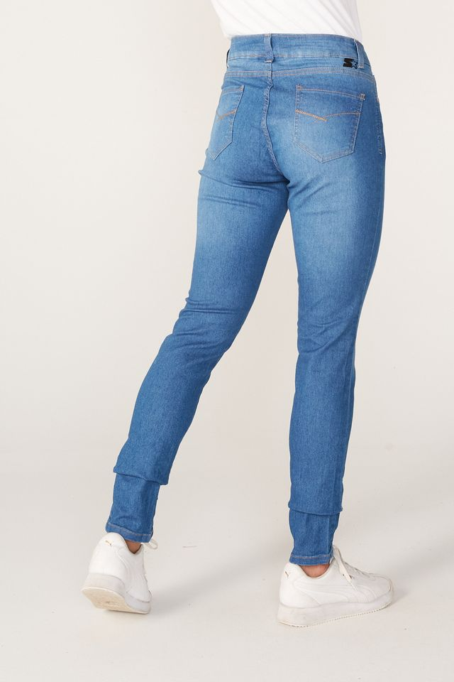 Calca-Jeans-Starter-Feminina-Skinny-Azul