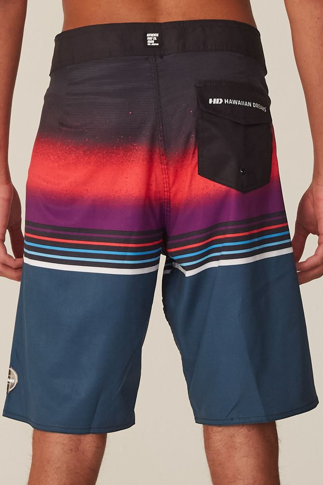 Boardshort-HD-Sublimado-Azul-Marinho