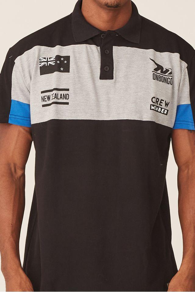 Camisa-Polo-Onbongo-Plus-Size-Especial-Piquet-Azul