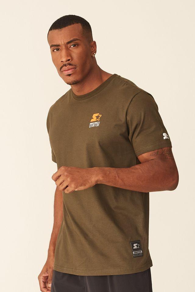 Camiseta-Starter-Estampada-Verde